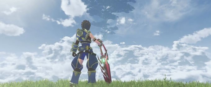 Traspasar Blades en Xenoblade Chronicles 2 - Localización de dispositivos de traspaso