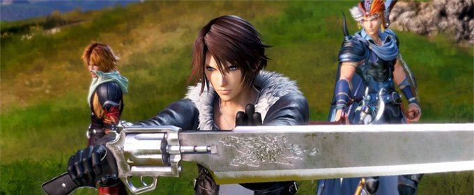 Movimientos de Dissidia Final Fantasy NT