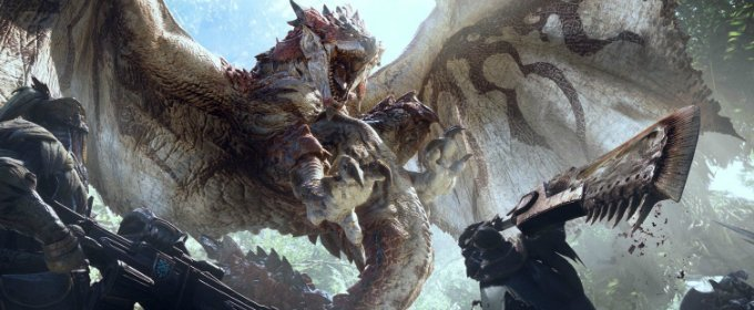Cómo saltar en Monster Hunter World