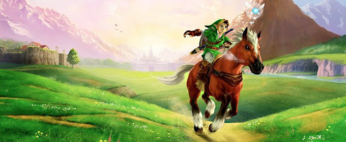 Trucos The Legend of Zelda Ocarina of Time 3D 3ds