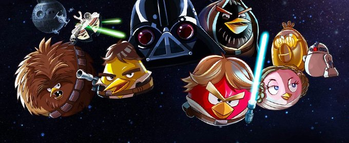 Trucos Angry Birds Star Wars 3ds