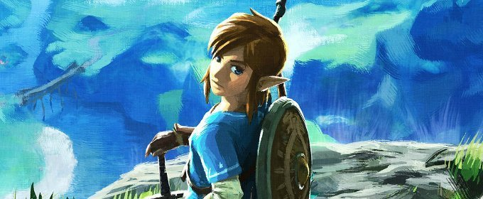 La maravillosa ausencia de información en Zelda Breath of the Wild