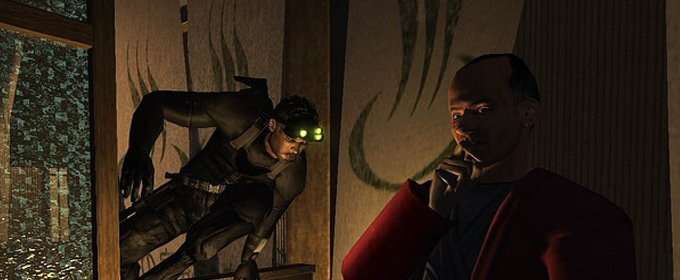 Tráiler oficial Splinter Cell: Chaos Theory