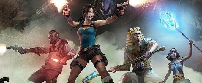 Los 101 puzzles Lara Croft and the Temple of Osiris