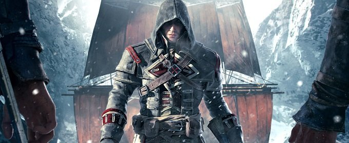 Gameplay del asesinato Assassin's Creed Rogue