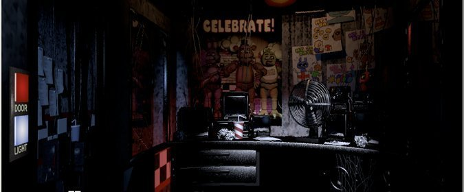 Tráiler oficial Five nights at Freddy's