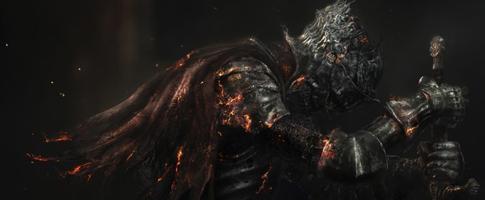 Tráiler Our curse The Fire Fades Dark Souls III