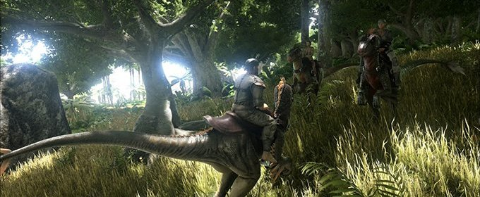 Lanzamiento de los Official Mods ARK Survival Evolved