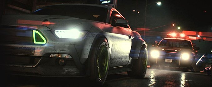 Trailer E3 2015 Need for Speed