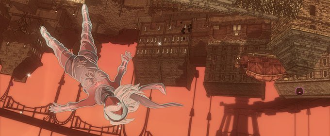 Tráiler oficial Gravity Rush Remastered