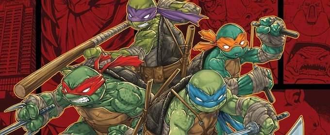 Tráiler oficial Teenage Mutant Ninja Turtles: Mutantes en Manhattan