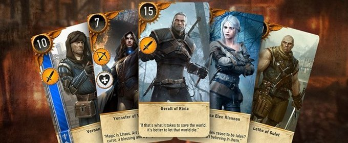 Gwent The Witcher Card Game