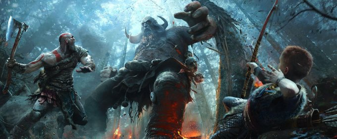 Lucha a tu manera God of War