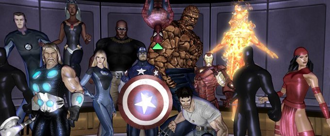 Marvel Ultimate Alliance Remastered