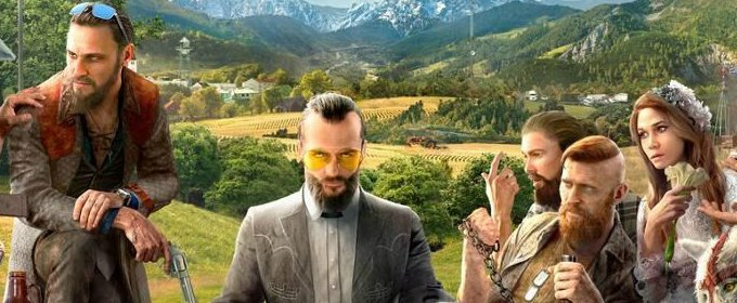 La sublime gracia del padre Far Cry 5