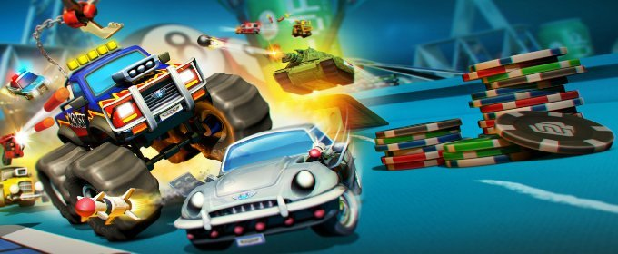 Micro Machines World Series