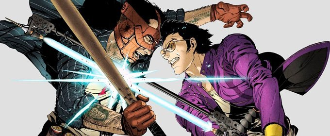 Tráiler del PAX West Travis Strikes Again: No More Heroes