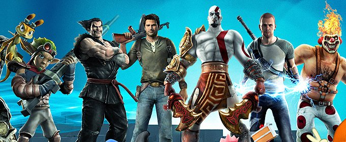 Gameplay Trailer PlayStation All-Stars Battle Royale