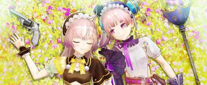 Tráiler de lanzamiento Atelier Lydie & Suelle: The Alchemists and the Mysterious Paintings