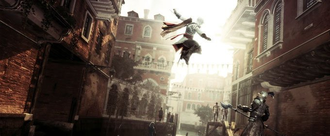 Trailer del TGS Assassin's Creed II