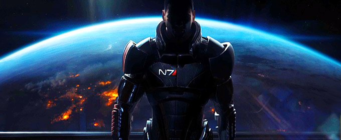 Trailer oficial Mass Effect Trilogy