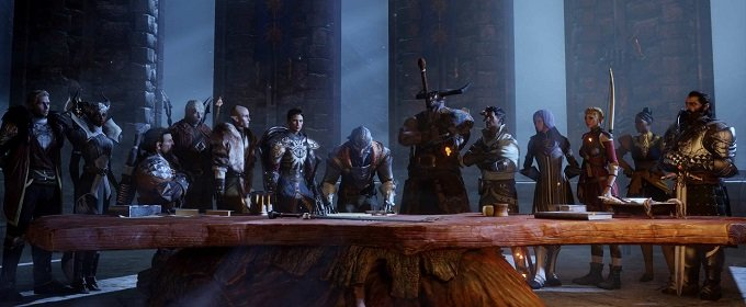 Tráiler del DLC Trespasser Dragon Age Inquisition