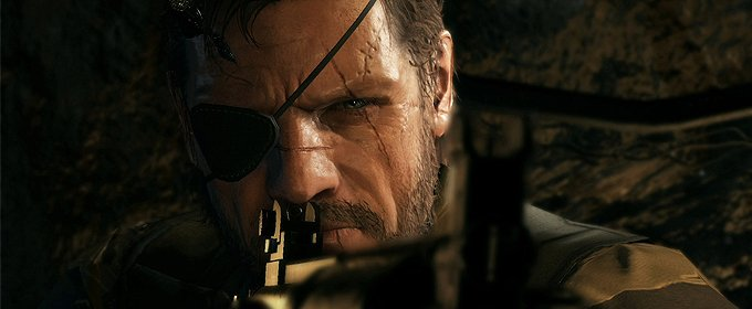 Tráiler E3 2013 Metal Gear Solid V The Phantom Pain