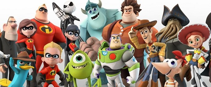 Tráiler Gameplay Disney Infinity