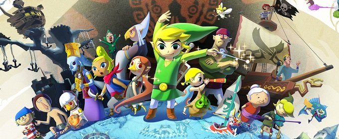Video comparativo de las versiones The Legend of Zelda The Wind Waker HD