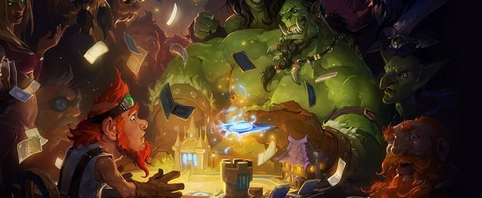 Presentación Kóbolds & Catacumbas Hearthstone Heroes of Warcraft