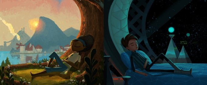 Video doblaje de Elijah Wood Broken Age