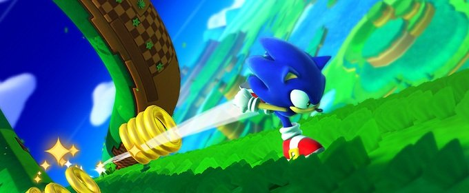 Gameplay clips Sonic Lost World