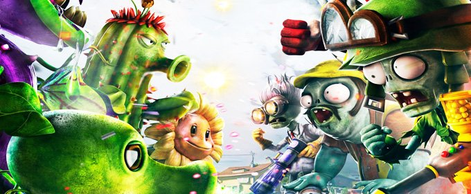 Tráiler del DLC Plants vs Zombies Garden Warfare