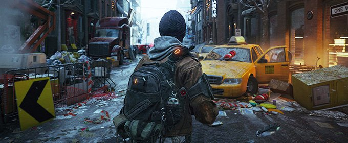 The Division, Salvando Nueva York E3 2014 The Division