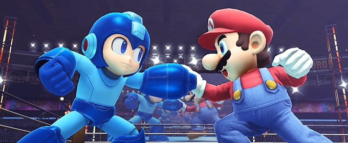 Primer Tráiler E3 2013 Super Smash Bros. for Wii U