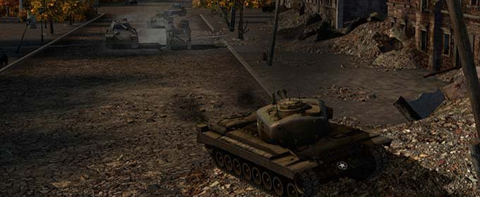 Tráiler de los bandos World of Tanks Xbox 360 Edition