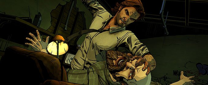 Tráiler del episodio 2 The Wolf Among Us