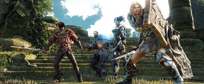 Tráiler Gamescom 2013 Fable Legends