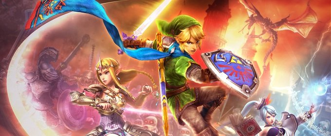 Tráiler Master Quest Pack Hyrule Warriors
