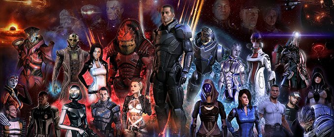 Mass Effect 4 `luce espectacular´