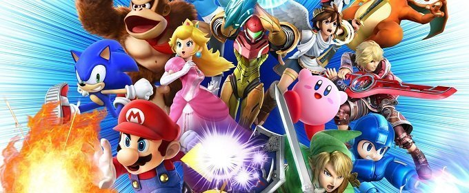 Super Smash Bros. Vende 4 millones en WiiU y N3DS estadounidenses