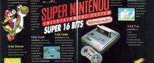 ¿Nintendo pasa de Super Nintendo en la Consola Virtual?
