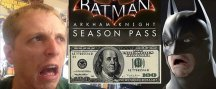Batman Arkham Knight y sus DLCs para niños ricos