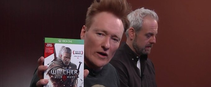 Conan O'Brien, el youtuber