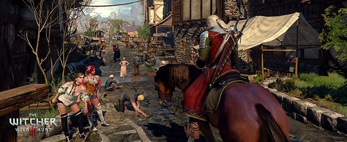 Lo bello y lo triste en The Witcher 3: Wild Hunt
