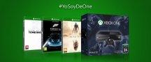 Y el ganador de una Xbox One con cuatro exclusivos es...