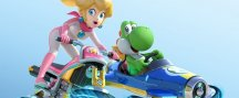 ¡Consigue un Yoshi´s Woolly World compitiendo con Mario Kart 8!
