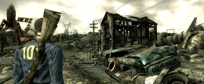 Bethesda anuncia Fallout Anthology