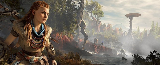 Horizon: Zero Dawn NO se retrasa a 2017