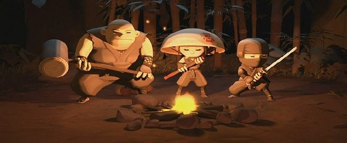 Se destapa Mini Ninjas: Hiro's Adventure